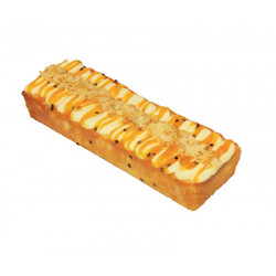 Gluten Free Passion Fruit Loaf