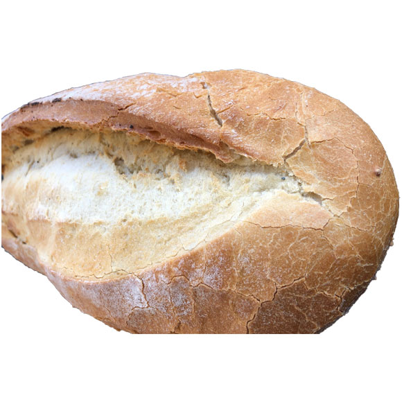 Organic White Bloomer 460g