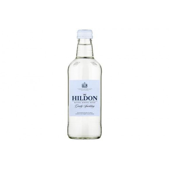 Hildon Sparkling Water Glass