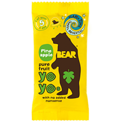 Bear Pure Fruit Yoyos Pineapple