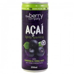 Berry Juice Co - Can - Sparkling Acai
