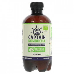 Captain Kombucha Coconut Summer Beach