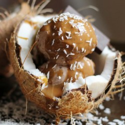 Coconuts for Caramel