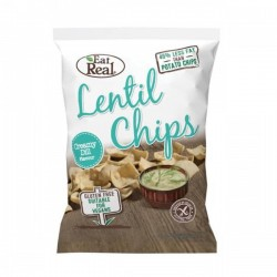 Eat Real Creamy Dill Lentil Chips
