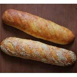 Rustic French Baguettes