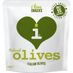 I Love Snacks Natural Italian Olives