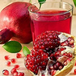 Squeezed Pomegranate Juice